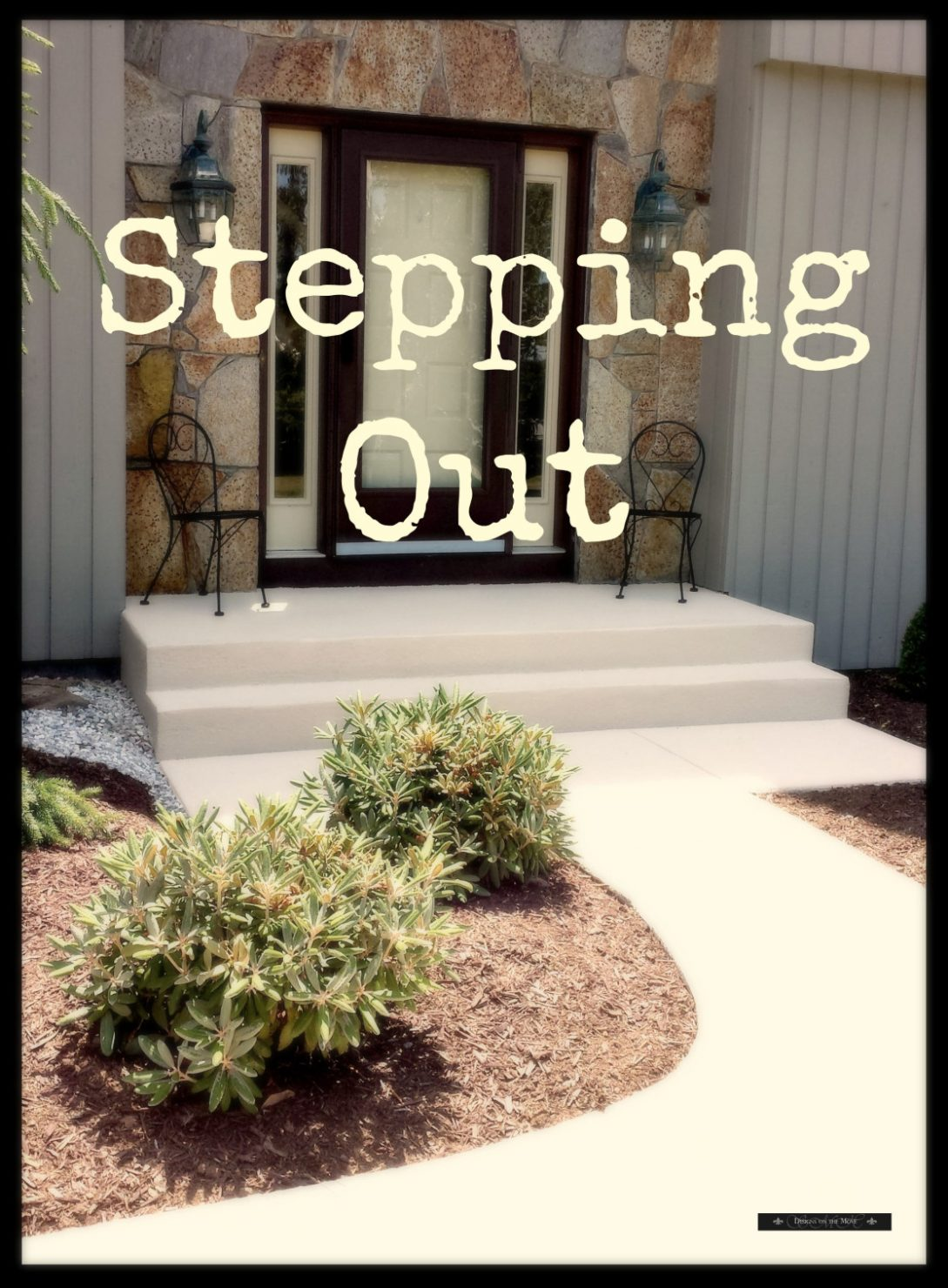 Stepping Out Feature