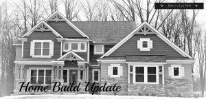 Home Build Update