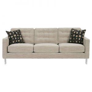 High Low Design Challenge - Kate Spade Living Room