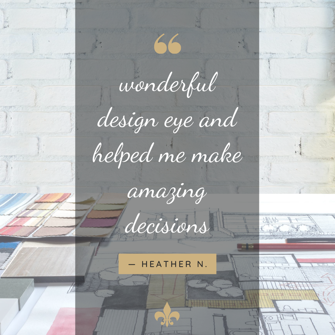 wonderful design eye and helped me make amazing decisions
